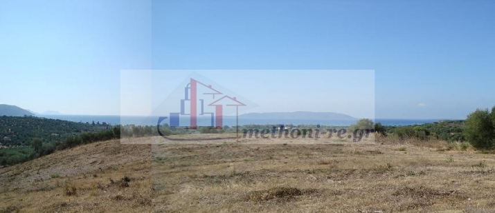Land 14.500m2 Finikounda - Ref 412