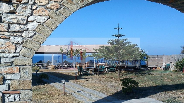 Restaurant-cafe bar, Methoni - Ref 230