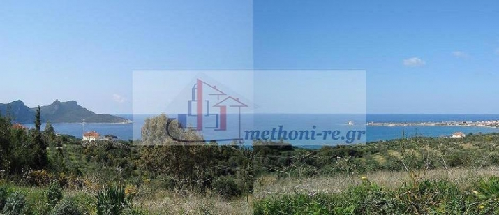 Land 8.000m2 Methoni - Ref 401