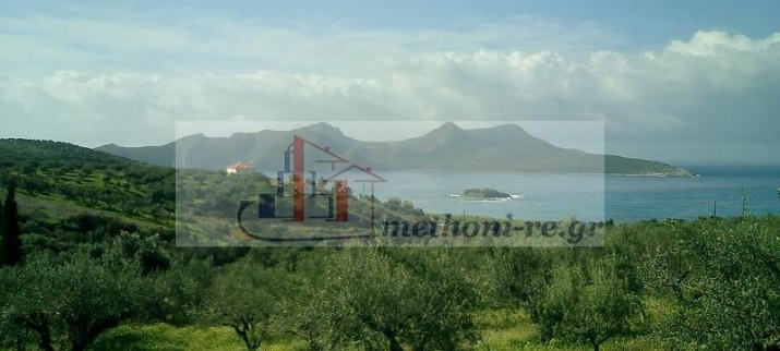 Land 4.200m2, Methoni - Ref 403