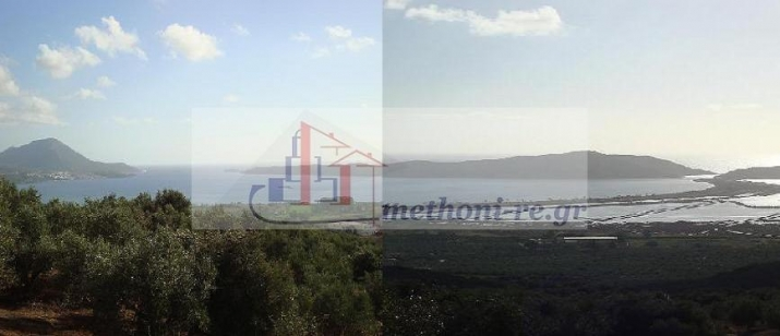 Land 10.500m2, area of Gialova - Ref 418