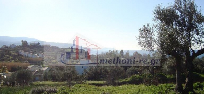 Plot 800m2, Finikounda - Ref 409